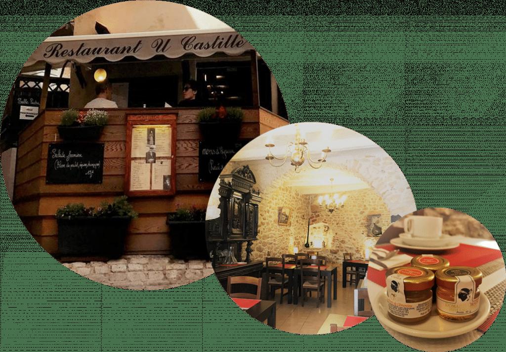 Restaurant U Castillé